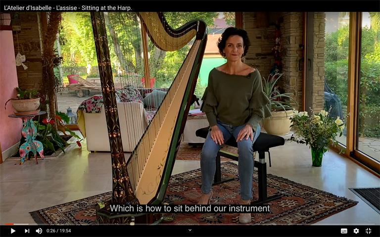 Isabelle Moretti videos