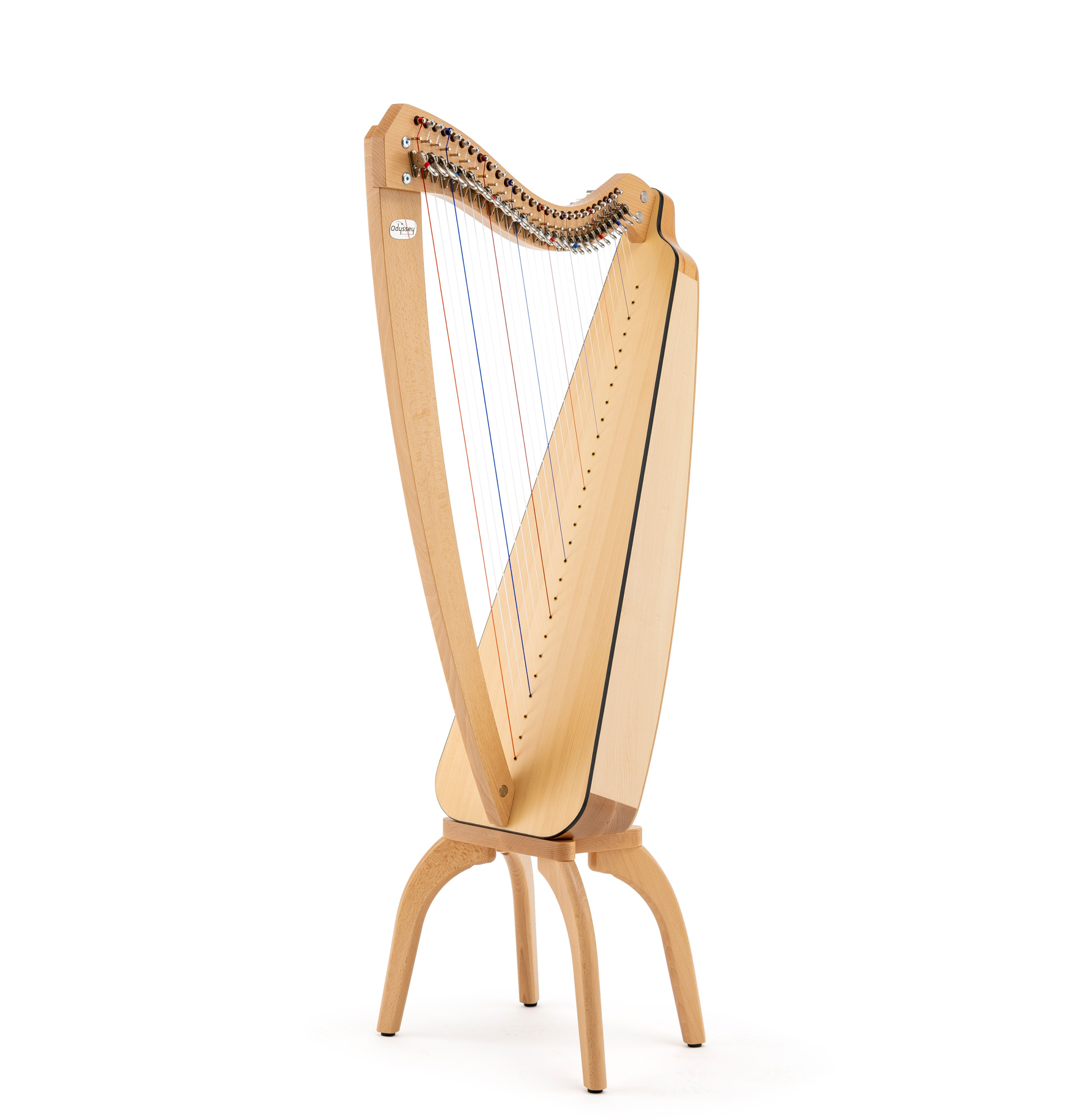 Harppu: Odyssey by Camac, vaahtera