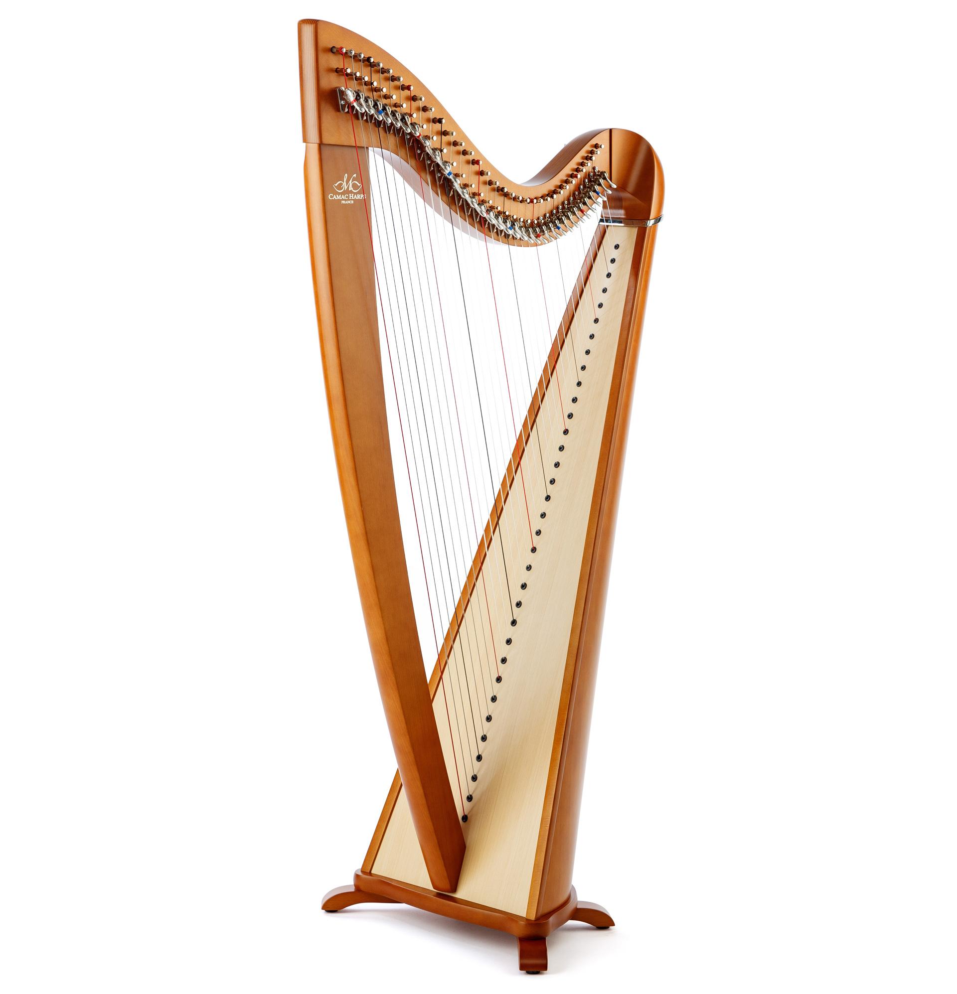 Harppu: Camac Telenn, kirsikka