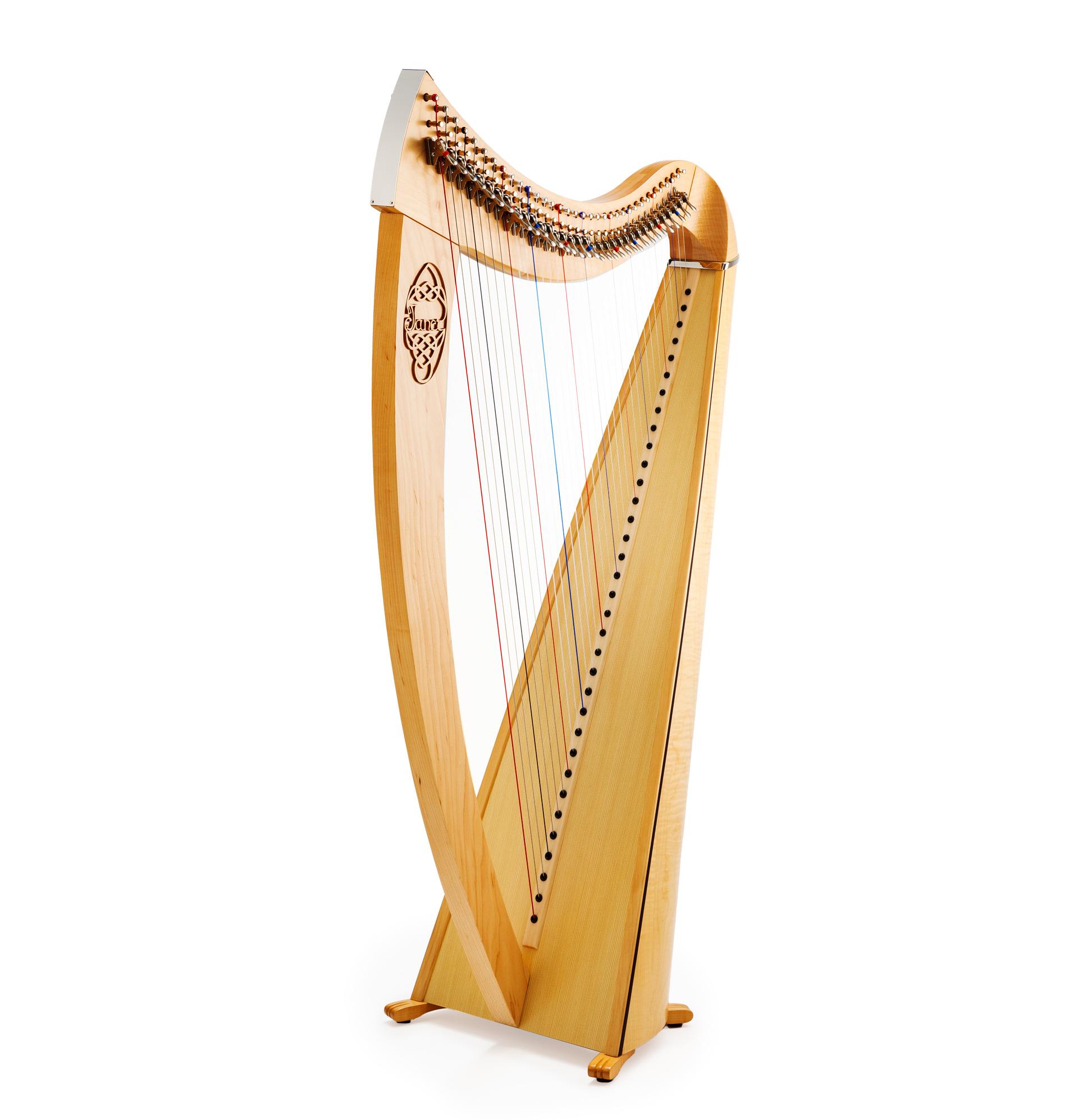 Harppu: Camac Janet, vaahtera