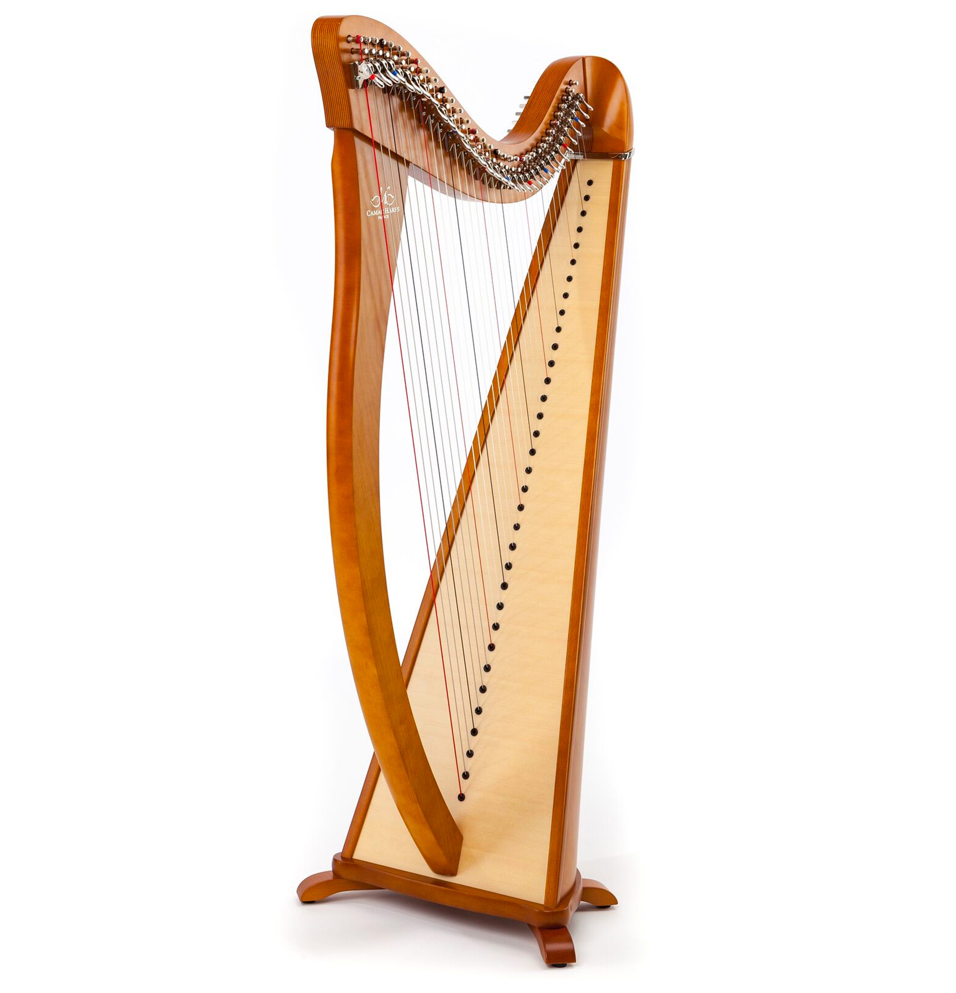 Harppu: Camac Hermine, kirsikka