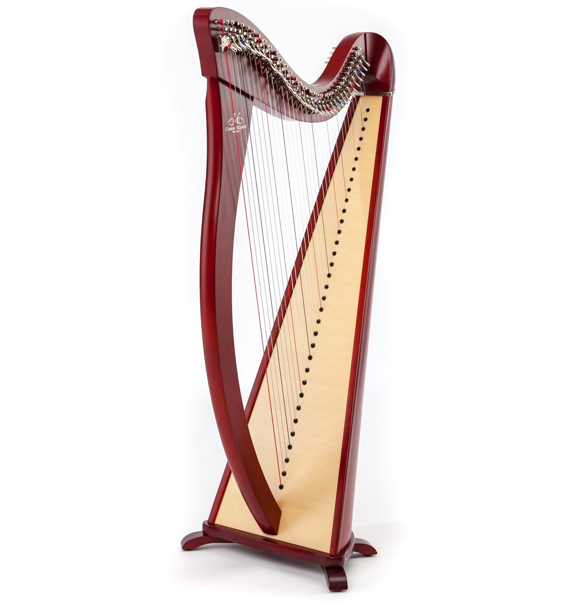 Harppu: Camac Hermine, mahonki