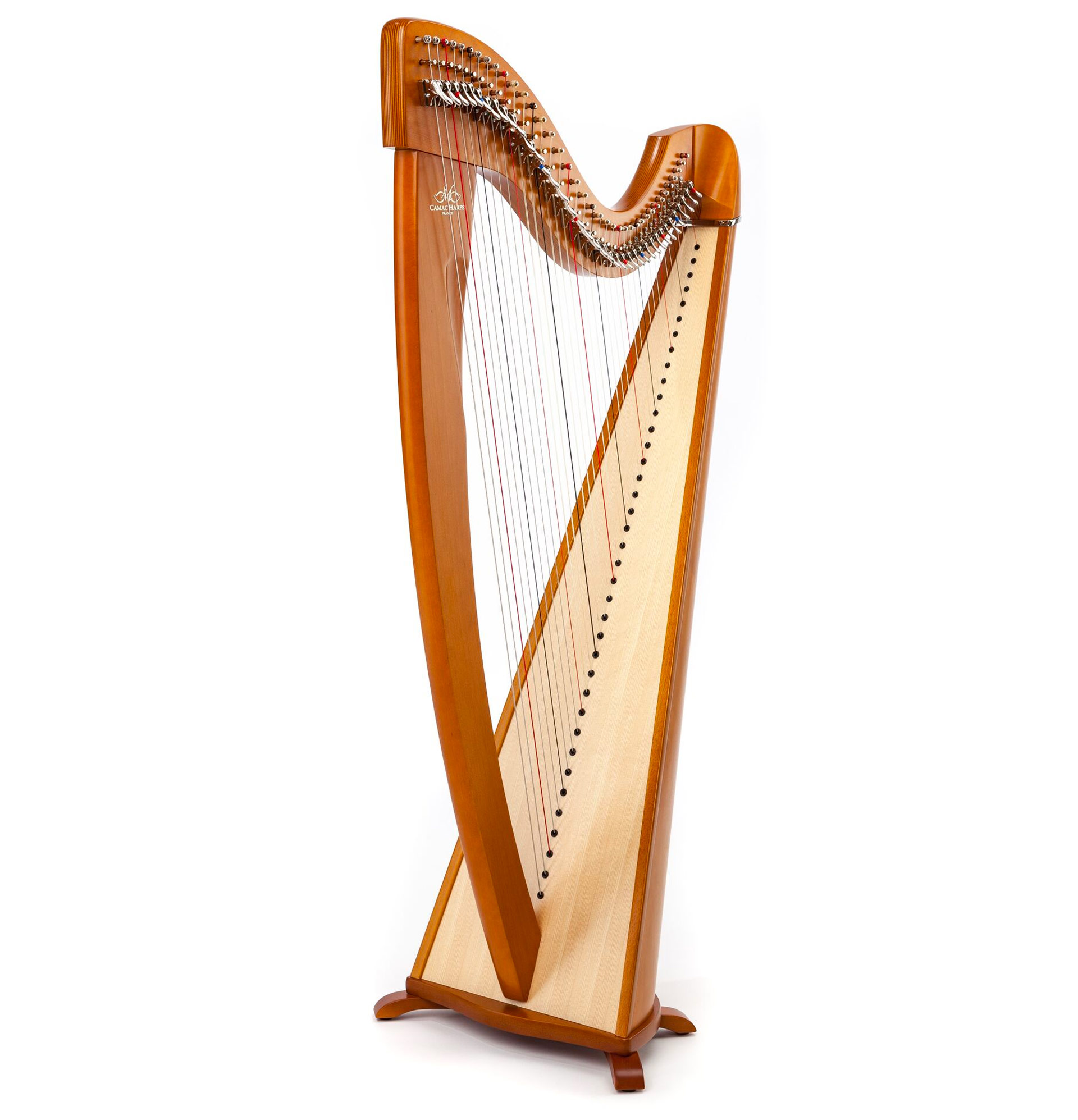 Harppu: Camac Korrigan, kirsikka