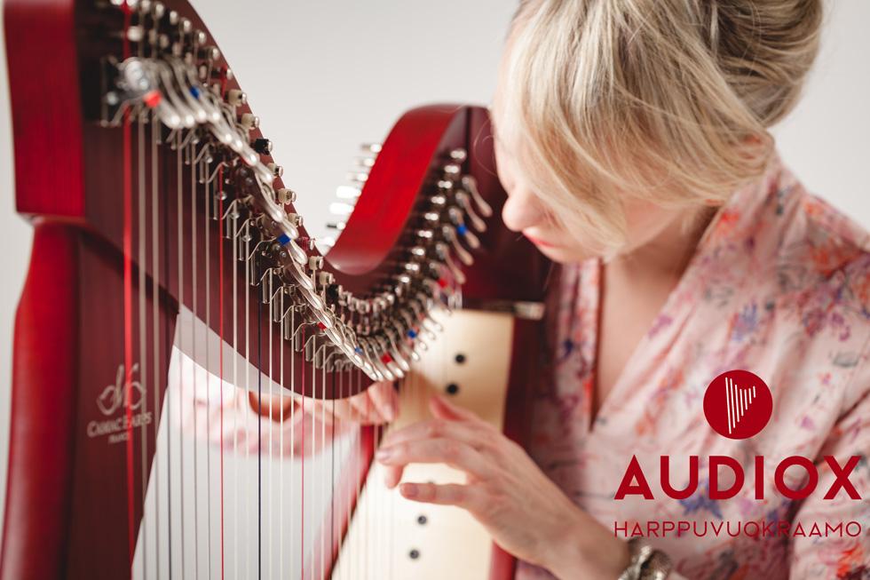 Harppuvuokraamo Audiox
