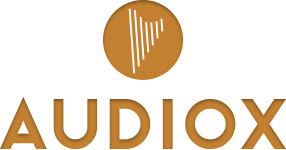 Logo: Audiox